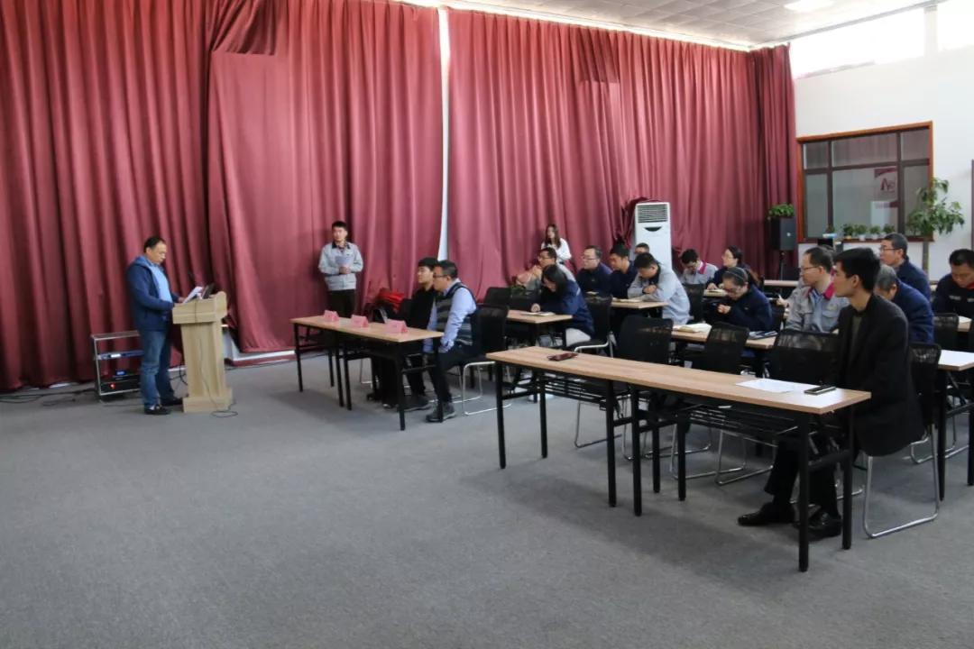 青岛锐智智能&正航软件T8信息化项目启动大会