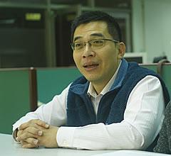 台湾航业会计课课长吕世明先生,是公司导入ERP系统成功的关键人物